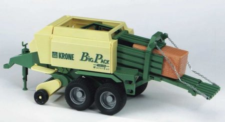 KRONE BIG-PACK BÁLÁZÓ